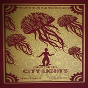 Image of City Lights Silkscreen Poster
