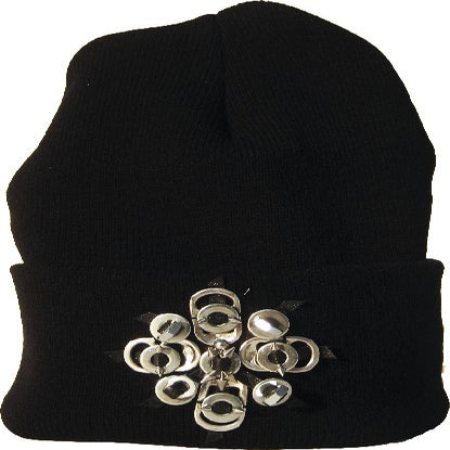 Image of Maltese Mechanic Beanie - Black