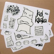 "Image of Kid Koala - ""Edamame"" Invasion No.003"