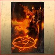 Image of Devil Print