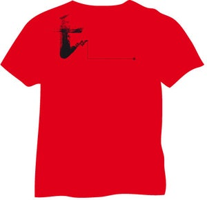 Image of Lilium Sova T-shirt (Black logo)