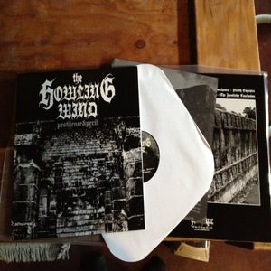 "Image of THE HOWLING WIND ""Pestilence and Peril"" lp"