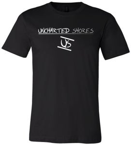 Image of Uncharted Shores Mens Tee