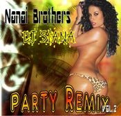 Image of NANAI BROTHERS PARTY REMIX CD