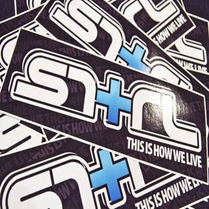 Image of SNTRL TIHWL Box Sticker