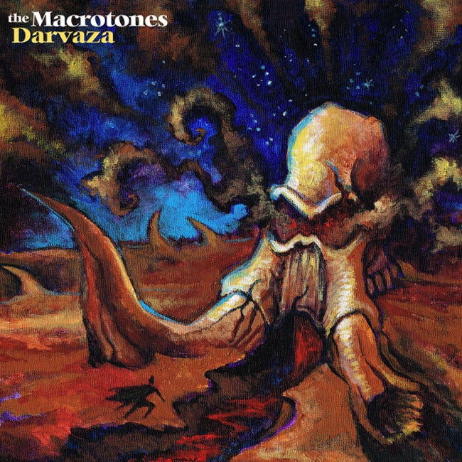 Image of The Macrotones - Darvaza CD / LP