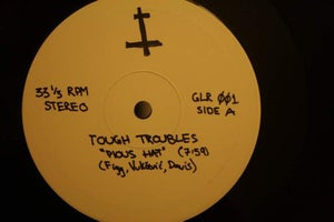 Image of Tough Troubles / Chris Mainwaring is Dead 10in Spilt