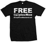 Image of Free Ziploc Moe T-Shirt