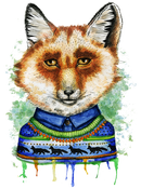 Image of Foxes