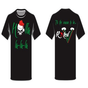 "Image of Limited Edition Men's ""Holla Day"" T-Shirt"