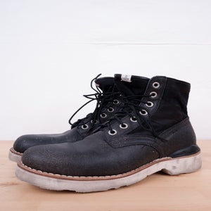 Image of Visvim - FOLK 73' 7-Hole Boots Distressed