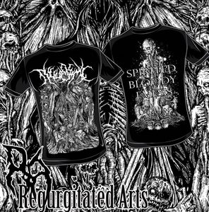 Image of Spirited Bloody Emesis t-shirt (SOLD OUT!)
