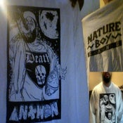 "Image of ANTWON ""outer-space"" long-$leeve shirt"