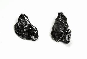 Image of  Meteorite Earrings