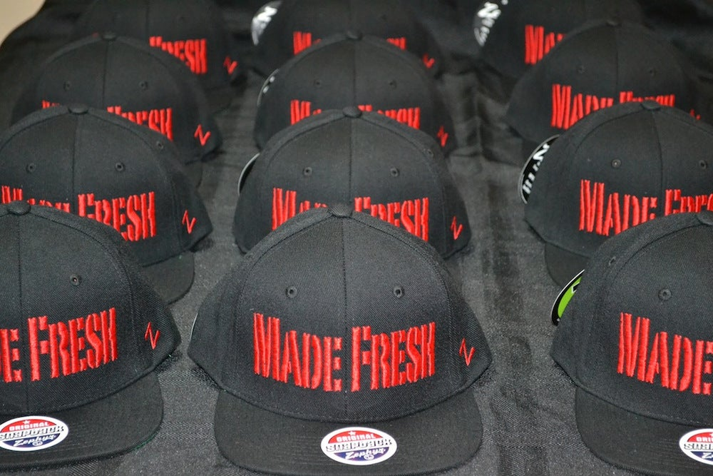 Image of Made Fresh Snapback