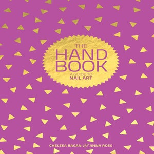Image of The Hand Book - A Guide To Nail Art + Dotting Tool
