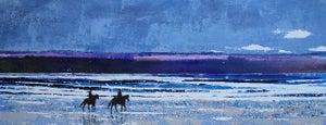 Image of Shallow Turquoise Bay - Arisaig Scotland