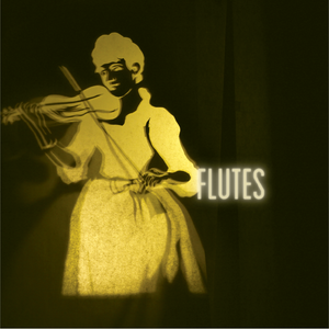 "Image of Flutes' Album Vinyl 12"" (+ free digital download)"