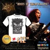 "Image of ""Riders Of The Apocalypse"" tee - NEW"