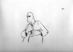 "Image of Animation Drawing from ""Masks"" Sc 9 a-089"