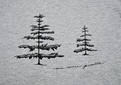 "Image of We Were Pirates - unisex American Apparel ""Tree Shirt"""