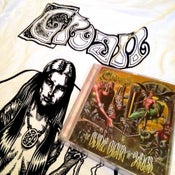 Image of T-Shirt + CD: TOTAL DOOM DISCOUNT