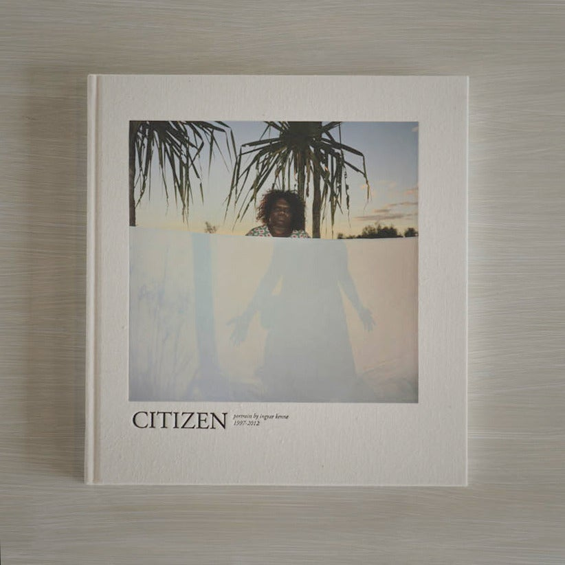 Image of CITIZEN - Portraits by Ingvar Kenne 1997-2012