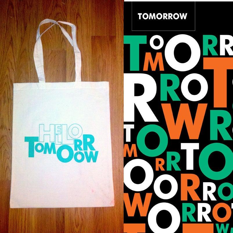 Tomorrow magazine tomorrow magazine tote for Tomorrow s home
