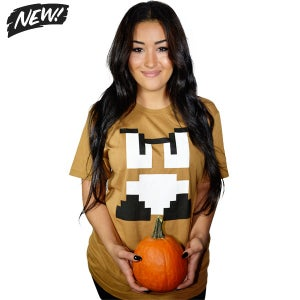 Image of hateerade brown goomba tee (UNISEX)