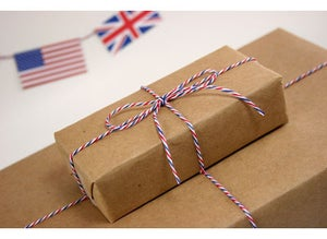 Image of Baker's Twine: Air Mail Red/Blue