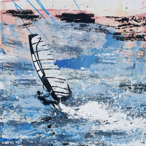 Image of Windsurfer - To infinity and beyond