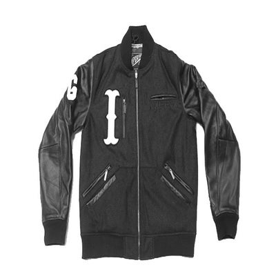 Image of Outfitter Varsity (Charcoal)
