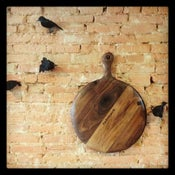 Image of Walnut serving platter