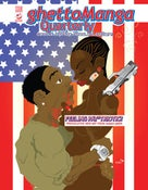 Image of GhettoManga Quarterly: Paytriotic