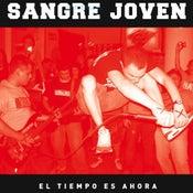 Image of Sangre Joven - El Tiempo Es Ahora LP
