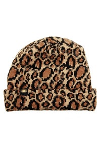 Image of LEOPARD BEANIE