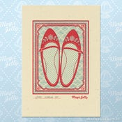 Image of Favourite Shoes Gocco Print