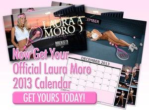 Image of Laura Moro 2013 Calendar - Signed