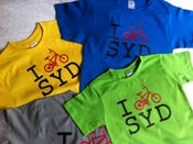 Image of Kids Racer Bike TShirts