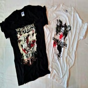 "Image of Screaming Eyes ""Greed"" Tees"