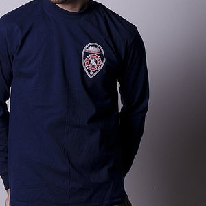 Image of Mock Turtle Neck Work Shirt