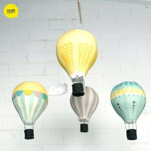 Image of Air Balloon Mobile Kit - Sunshine