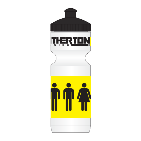 Image of Atherton Racing Water Bottle - 25% off RRP