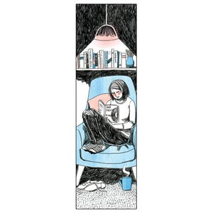 Image of Artist Bookmark #1 - Jen Collins