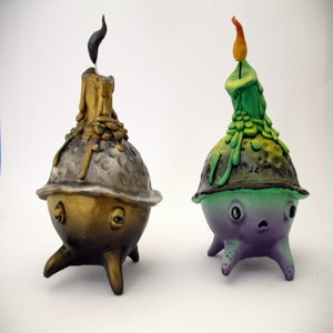 "Image of ""Enchanted Larmlings"" Custom Larms"