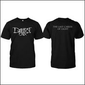 Image of The Last Caress of Light BAND LOGO T-Shirt
