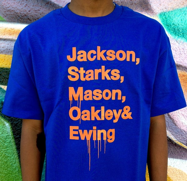 Image of KNICKS 90s SHOUTOUT
