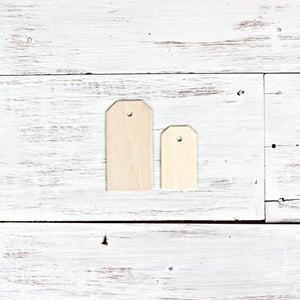 Image of Wooden Gift Tags