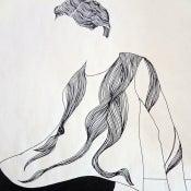 """Image of Lindsey Mortensen """"Untitled"""""""