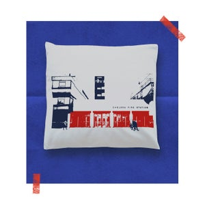 Image of Coussin London Chelsea Fire station